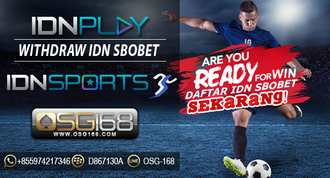 withdraw-idn-sbobet